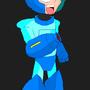Mega Man by MegaFan1987