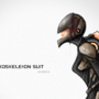 exoskeleton suit by eradica1