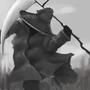 Deathcrow by Xephio