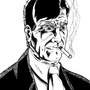 This Smoking Man by SirVego