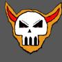 punk skull 2 beserk mode by shadowRian