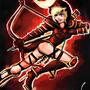 Diablo 2 Amazon by veselekov