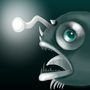 Jaws of the Robot Angler by Behjamin