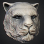 Tiger Sculpt by tlishman