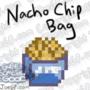 16-Bit Nacho Chip Bag Rotating by WaldFlieger