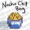 16-Bit Nacho Chip Bag Rotating