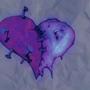 Blacklight Heart