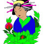 Color-In: Chinese Woman