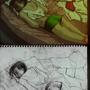 Sleeping Margeaux