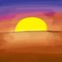 Sunset by FreesiaRose