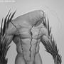 Weird buff creature by ConnyNordlund
