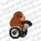 16-Bit Joe Riding Segway