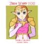 Zelda Recruit Poster by SonicSoul