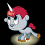 unico the unicorn by megadrivesonic