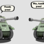 Tank you! by Tomsan