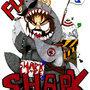 Shark Army by Eggabeg
