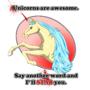 Unicorn by Tomsan