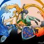 Zelda Twilight Princess by AlsoSpratchMariano