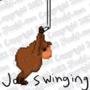 16-Bit Joe Swinging by WaldFlieger