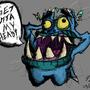 Get Outta My Head!!! by badloom888