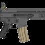 NX39 - Machine gun by PelaCapo