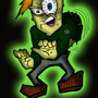 radioactive quasimodo by CHEAPTOONS