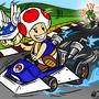 Mario Kart Commission by Bobfleadip