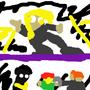Derpy dancing by Treestar88