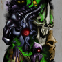 Zelda Tattoo Sleeve by ShawnCoss