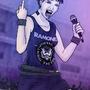 Punk-Rock Chick by samchappy