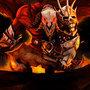 k'ril tsutsaroth Rises by CapeLicker