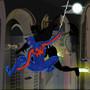 Batman Beyond vs SpiderMan2099 by JTmovie