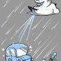 Rain is a Jerk