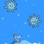 Snow is a Jerk by LiLg
