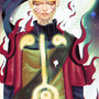 Six Path Sage Naruto by kiareri