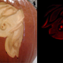 RainBow Dash-o-Lantern by Kinsei