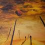 The Black Sun: The Earth by natahem