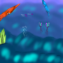 Underwater scene by Zanroth