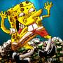 SpongeBob by Homocidicle