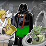 Star Wars Gangsta Polka by BoMToons