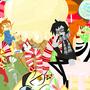Candyland by KrystalFlamingo
