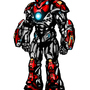 Ultimate Iron Man by n00b103