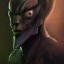 Alien Thing by JoshSummana