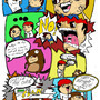Nick's Birthday by misery777