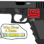 Handgun: Glock