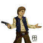 Han Solo by TinyRobot