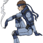 Solid Snake by TariC