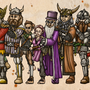 Midget Conga to Baldur's Gate by TariC