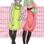 Happy & Turnip by HappyFlitterrain