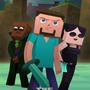 The MineCraft by StevRayBro
